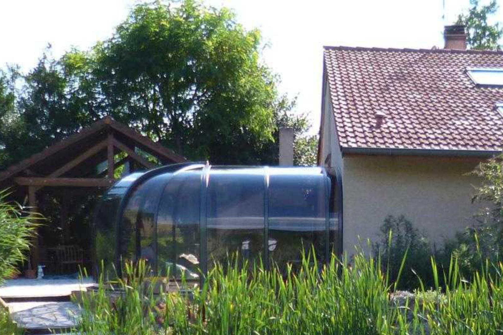 Spa exterieur couvert latest la with spa exterieur for Spa exterieur couvert