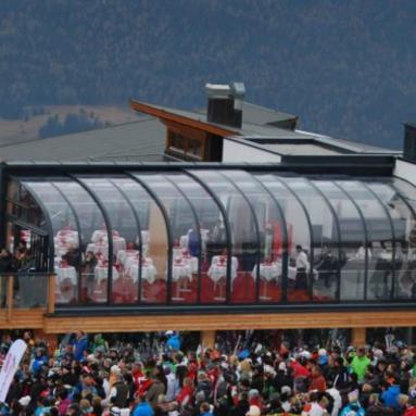 Abri De Terrasse Coulissant Et Veranda Retractable Aluminium