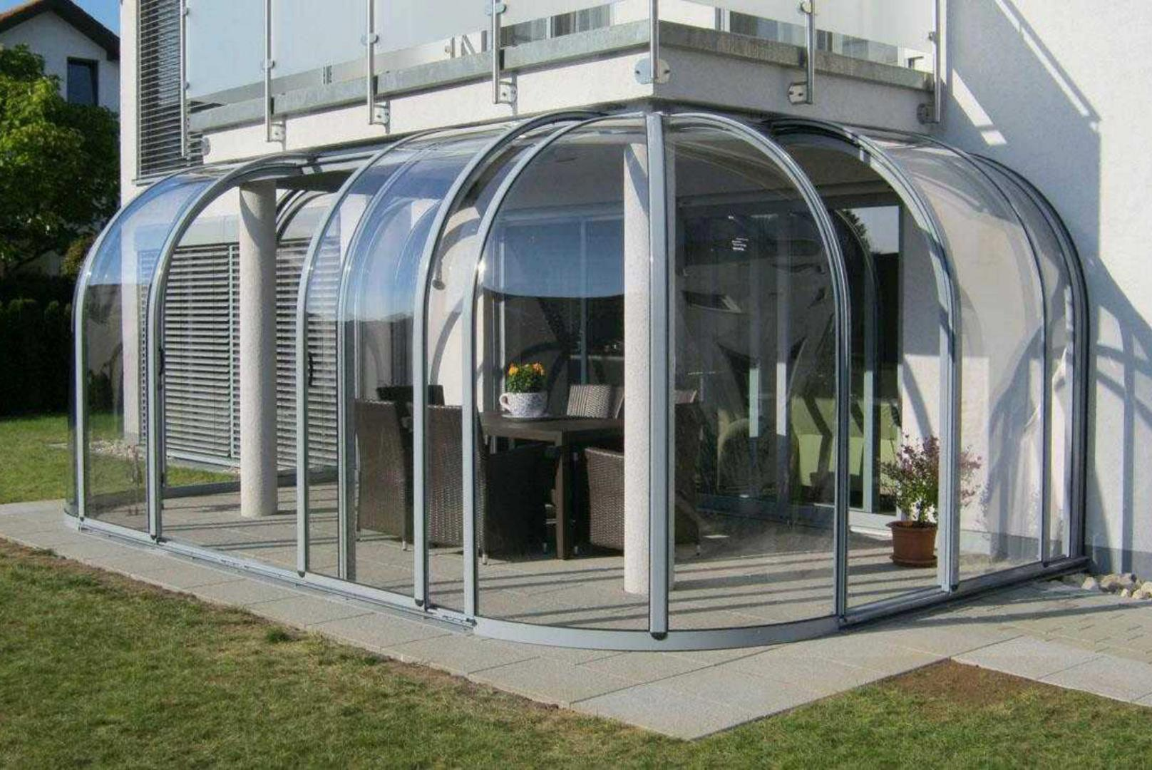 Abri Terrasse Perle Solar V Randa Bioclimatique