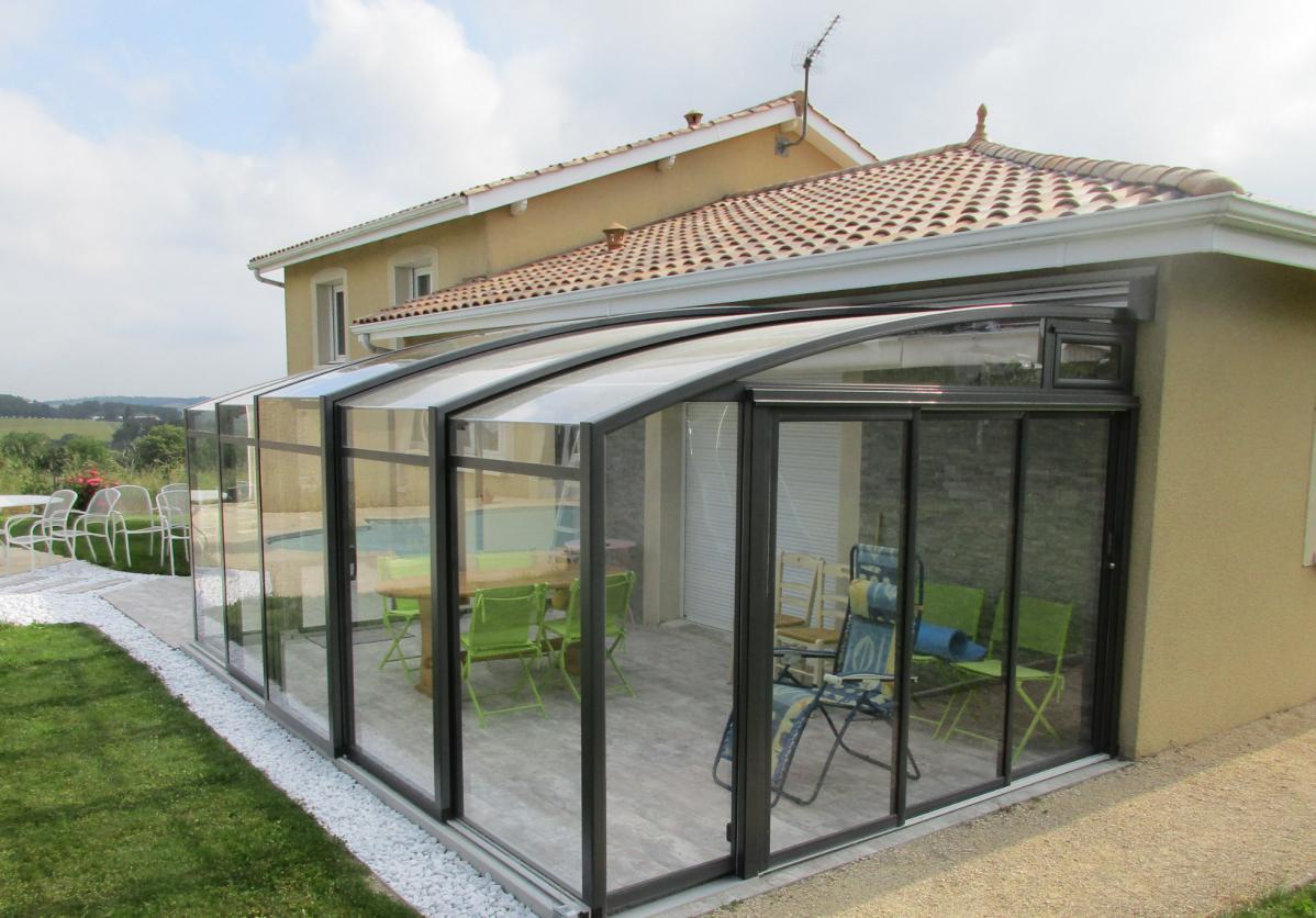 Abri Veranda Pour Spa abris juralu terrasse piscine spa voiture i véranda